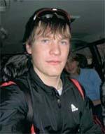 Сергей Сотников, Новоуральск - мастер спорта по биатлону, призер и победитель первенств России среди юношей с 2002 года