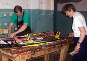 the-master-on-manufacturing-a-ski-мастерская-по-производству-изготовлению-спортивных-лыжь