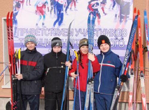 young-skiers-юные-лыжники