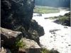 Порог Ревун на реке Исеть