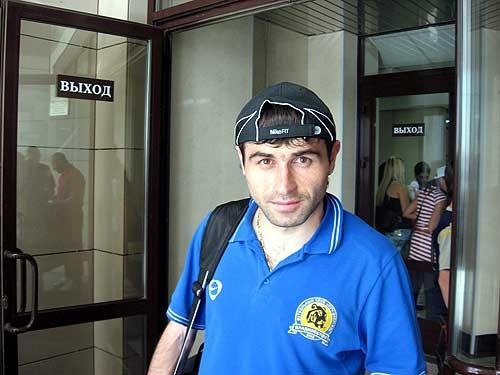 Футболист-Георгий-Базаев