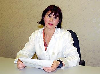 Наталья Леонидовна Демакова