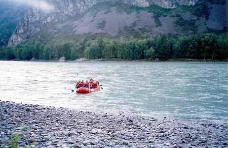 Рафт - надувная лодка