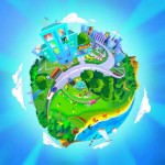 Эстафета «Кругосветное путешествие»