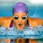 Плавание спортивное