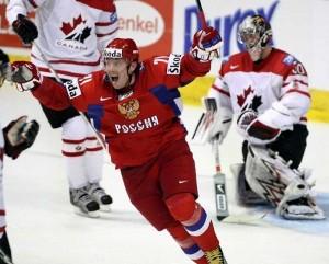 Илья Ковальчук. Чемпионат мира 2008 года - фото